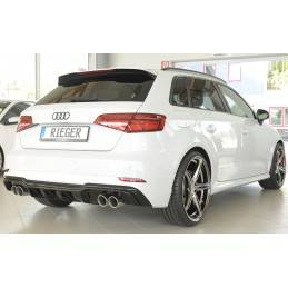 diffuseur A3 v8 facelift Sline look RS3, Home