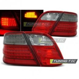LED FEUX ARRIERE RED SMOKE fits MERCEDES CLK W208 03.97-04.02, Clk W208