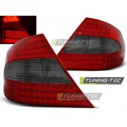 LED FEUX ARRIERE RED SMOKE fits MERCEDES CLK W209 03-10, Clk W209