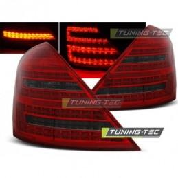 LED FEUX ARRIERE RED SMOKE fits MERCEDES W221 S-KLASA 05-09,  Classe S W221