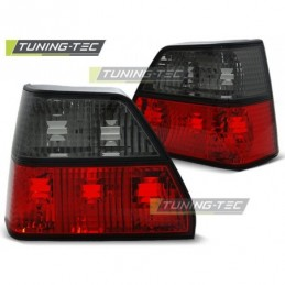 FEUX ARRIERE RED SMOKE fits VW GOLF 2 08.83-08.91, Golf 2