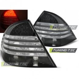 LED FEUX ARRIERE SMOKE fits MERCEDES W220 S-KLASA 09.98-05.05,  Classe S W220