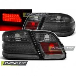 LED FEUX ARRIERE SMOKE fits MERCEDES W210 95-03.02, Classe E W210