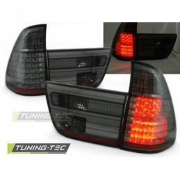 LED FEUX ARRIERE SMOKE fits BMW X5 E53 09.99-10.03, X5 E53