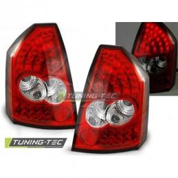 CHRYSLER 300C 05-08 RED WHITE LED, 300