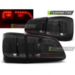 LED FEUX ARRIERE SMOKE fits VW TOURAN 08.10- , Touran II 10-15