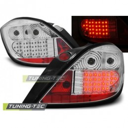 OPEL ASTRA H 03.04-09 5D CHROME LED, Astra H