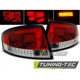 LED FEUX ARRIERE RED WHITE fits AUDI TT 8N 99-06, TT 8N 98-06