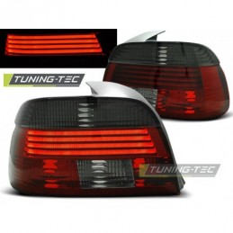LED FEUX ARRIERE RED SMOKE fits BMW E39 09.00-06.03, Serie 5 E39