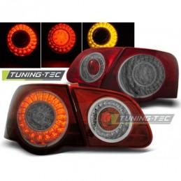 LED FEUX ARRIERE RED SMOKE fits VW PASSAT B6 3C 03.05-10, Passat B6 05-10