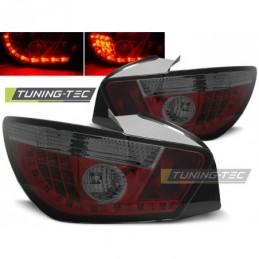 LED FEUX ARRIERE RED SMOKE fits SEAT IBIZA 6J 3D 06.08- , Ibiza 6J 08-17