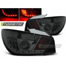 LED FEUX ARRIERE SMOKE fits SEAT IBIZA 6J 3D 06.08-, Ibiza 6J 08-17