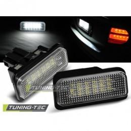 LICENSE LED LIGHTS fits MERCEDES W211 W219 R171 W203 KOMBI, Classe E W211
