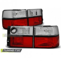 FEUX ARRIERE RED WHITE fits VW VENTO 01.92-09.98, Vento