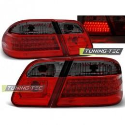 LED FEUX ARRIERE RED SMOKE fits MERCEDES W210 95-03.02, Classe E W210