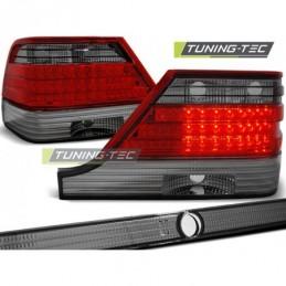 LED FEUX ARRIERE RED SMOKE fits MERCEDES W140 95-10.98, Classe S w126/W140