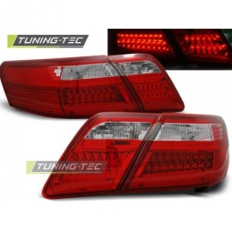TOYOTA CAMRY 6 XV40 06-09 RED WHITE LED, Camry