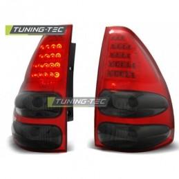 TOYOTA LAND CRUISER 120 03-09 RED SMOKE LED, Land Cruiser