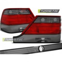 FEUX ARRIERE RED SMOKE fits MERCEDES W140 95-10.98, Classe S w126/W140