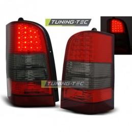 LED FEUX ARRIERE RED SMOKE fits MERCEDES VITO V-KLASA W638 96-03, Vito / Viano