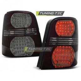 LED FEUX ARRIERE RED SMOKE fits VW TOURAN 02.03-10, Touran I 03-10