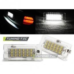 LICENSE LED LIGHTS fits BMW X5 E53 / X3, X5 E53