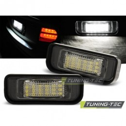LICENSE LED LIGHTS fits MERCEDES W220 09.98-05.05 with CANBUS,  Classe S W220