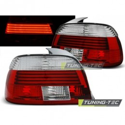 LED FEUX ARRIERE RED WHITE fits BMW E39 09.00-06.03, Serie 5 E39