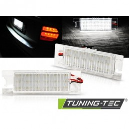 OPEL ZAFIRA B/  ASTRA H/  CORSA D/ INSIGNIA / VECTRA C LED CANBUS, Eclairage Opel