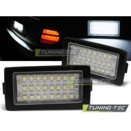 LICENSE LED LIGHTS CANBUS fits BMW E38, Serie 7 E38