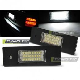 LICENSE LED LIGHTS fits BMW E63/E64/E81/E87/Z4/MINI, Z4