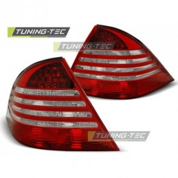 FEUX ARRIERE RED WHITE fits MERCEDES S-KLASA W220 98-05,  Classe S W220