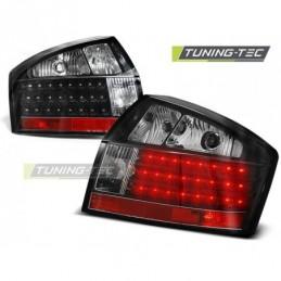 LED FEUX ARRIERE BLACK fits AUDI A4 10.00-10.04, A4 B6 00-05