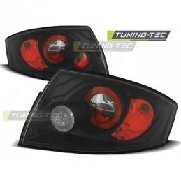 FEUX ARRIERE BLACK fits AUDI TT 99-06, TT 8N 98-06
