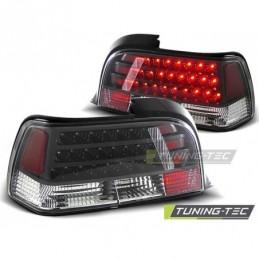 LED FEUX ARRIERE BLACK fits BMW E36 12.90-08.99 COUPE, Serie 3 E36 Coupé/Cab