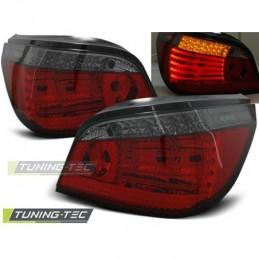 LED FEUX ARRIERE RED SMOKE fits BMW E60 07.03-07, Serie 5 E60/61