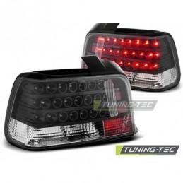 LED FEUX ARRIERE BLACK fits BMW E36 12.90-08.99 SEDAN, Serie 3 E36 Berline/Compact