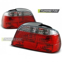 FEUX ARRIERE RED WHITE fits BMW E38 06.94-07.01, Serie 7 E38