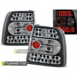 LED FEUX ARRIERE BLACK fits VW PASSAT B5 11.96-08.00 SEDAN, Passat B5 96-05