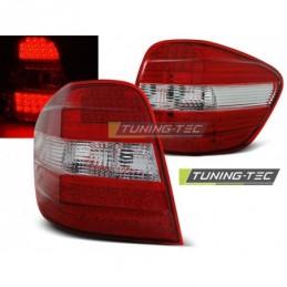 LED FEUX ARRIERE RED WHITE fits MERCEDES M-KLASA W164 05-08, ML W164