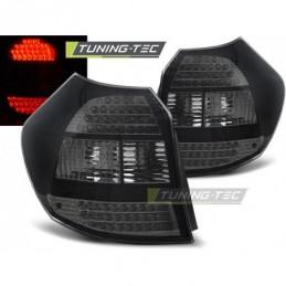 LED FEUX ARRIERE BLACK fits BMW E87/E81 04-08.07, Serie 1 E81/E87