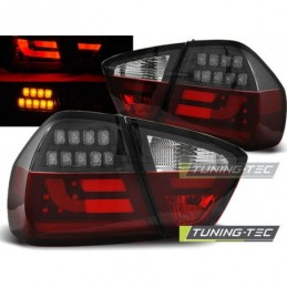LED BAR FEUX ARRIERE RED WHIE BLACK fits BMW E90 03.05-08.08, Serie 3 E90/E91