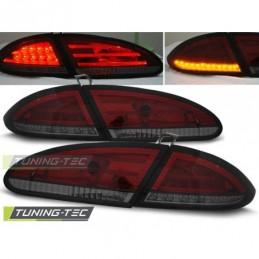 LED FEUX ARRIERE RED SMOKE fits SEAT LEON 06.05-09, Leon II 05-12