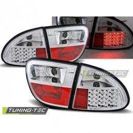 LED FEUX ARRIERE CHROME fits SEAT LEON 04.99-08.04, Leon I 99-06