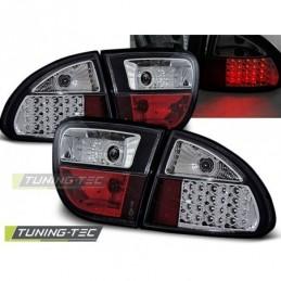 LED FEUX ARRIERE BLACK fits SEAT LEON 04.99-08.04, Leon I 99-06