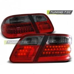 LED FEUX ARRIERE RED SMOKE fits MERCEDES W210 E-KLASA 95-03.02, Classe E W210
