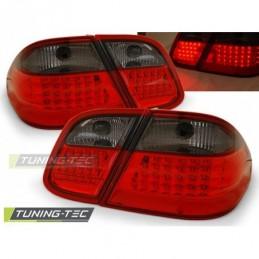 LED FEUX ARRIERE RED SMOKE fits MERCEDES W208 CLK 03.97-04.02, Clk W208