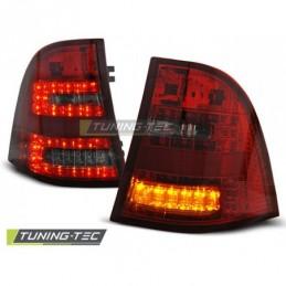 LED FEUX ARRIERE RED SMOKE fits MERCEDES W163 ML M-KLASA 03.98-05, ML W163