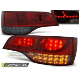 LED FEUX ARRIERE RED SMOKE fits AUDI Q7 06-09, Q7