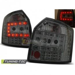LED FEUX ARRIERE SMOKE fits AUDI A4 10.00-10.04 AVANT, A4 B6 00-05